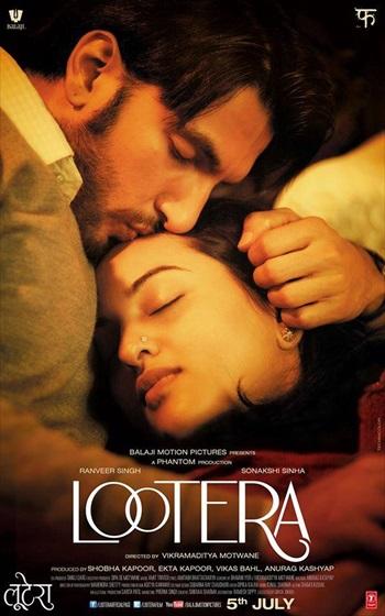 Lootera 2013 Hindi 480p DVDRip 400mb