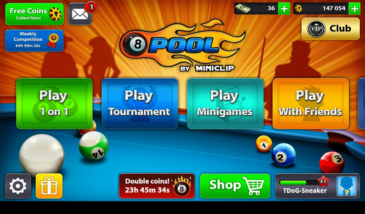 8 Ball Pool Download Free APK - All kind of APK apps, Paid