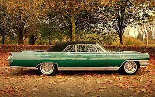 1964 Cadillac Eldorado Convertible Side Right