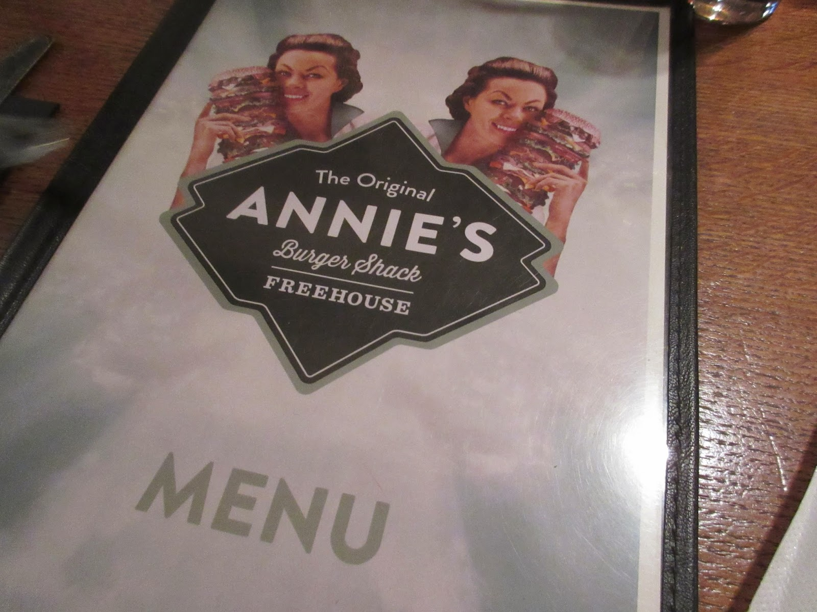 Annie S Kitchen Nottingham