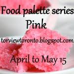 Food palette pink