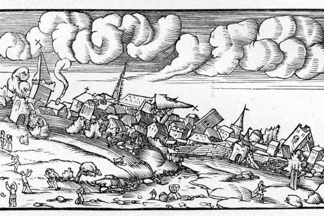 Terremoto de España en el año 949.