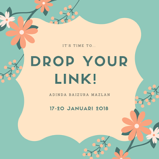 Segmen Drop Your Link, Segmen Bloglist, 2019, Blog, Blogger,