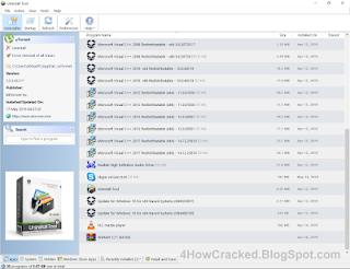 تحميل أداة إلغاء التثبيت 3.5.8 Build 5620 Full Crack