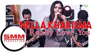 Lirik Lagu I Really Love You - Nella Kharisma