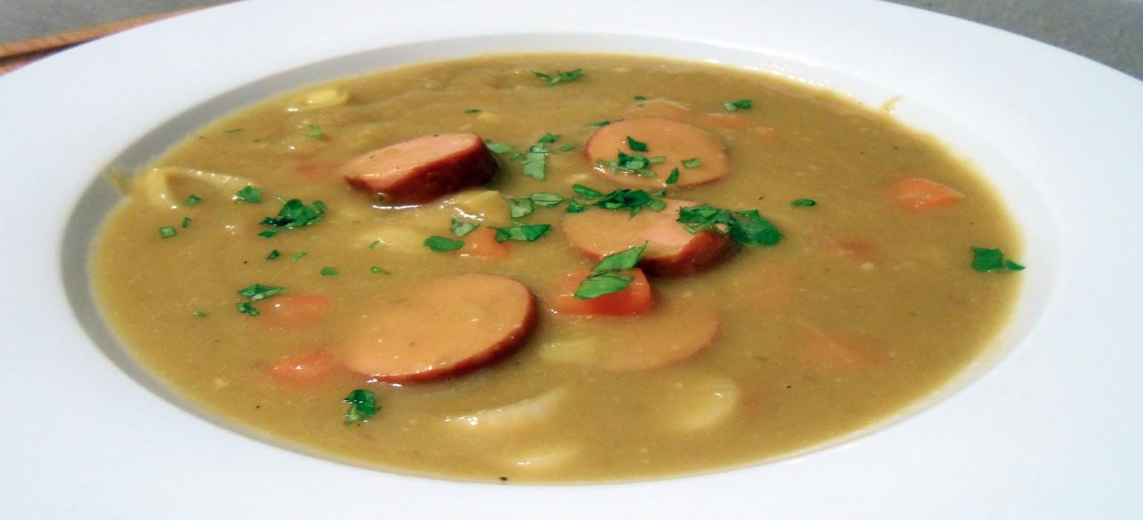 Soup Tuesday: Snert : Dutch Pea Soup