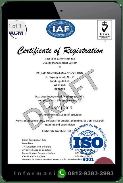 konsultan iso, jasa sertifikat iso, konsultan iso 45001 2018, sertifikat iso 45001 2018, macam macam sertifikat iso