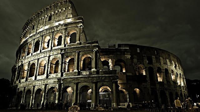 Roteiro pelo sul da Itália na cidade de Roma