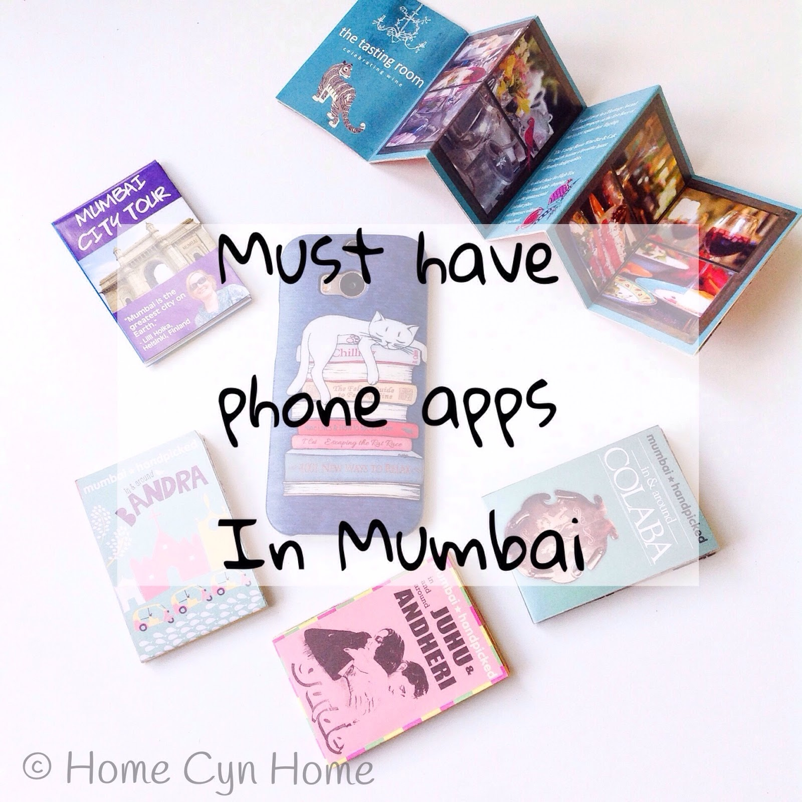 Here is my pick of the 7 apps that make my life easier in Mumbai