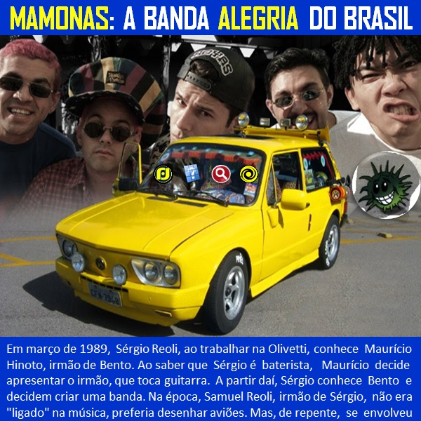 Mamonas Assassinas: A banda que alegrou o brasil