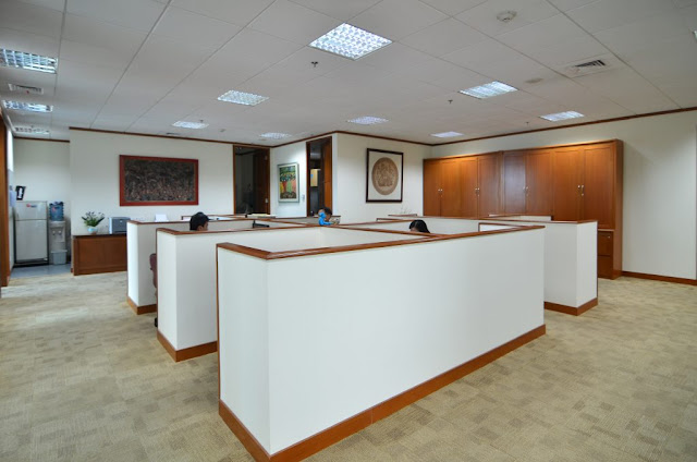 Interior Kantor Jakarta Yang Terpercaya