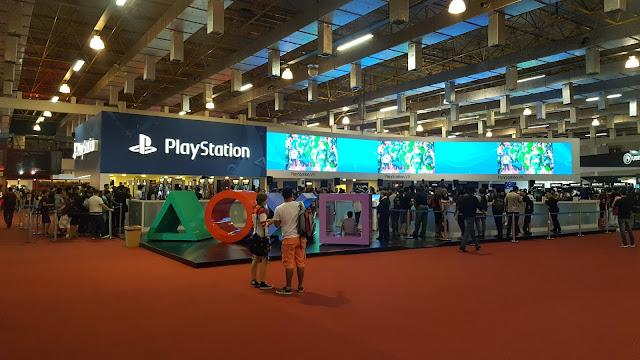 Saiba tudo sobre o que rolou no primeiro dia da Brasil Game Show 2017