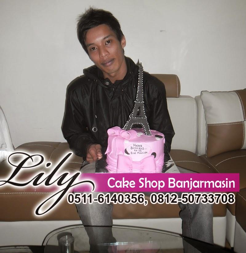 Lily Cake Shop Banjarmasin  PELANGGAN KALANGAN MAHASISWA MAHASISWI b29079045c