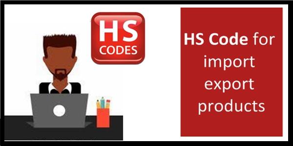 Harmonized System Code
