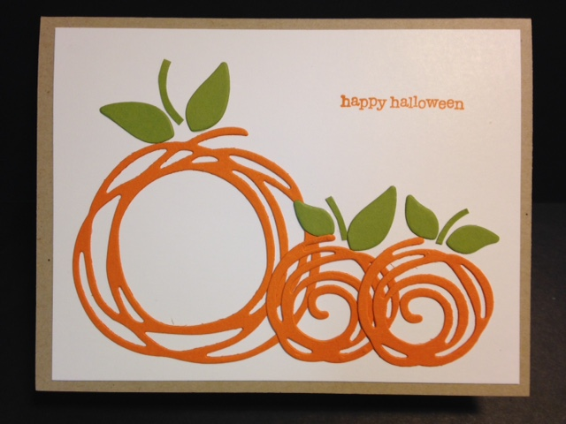 a swirly scribbles and teeny tiny wishes halloween card