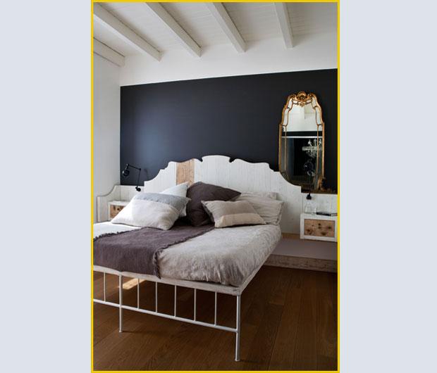 Colori pareti camere da letto moderne for Idee per verniciare camera da letto