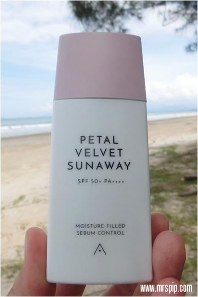 Petal Velvet Sunaway