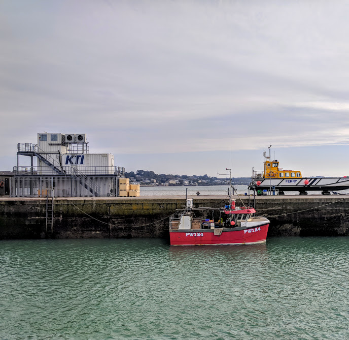 A Morning in Padstow : What to do with Kids  - Padstow Harbour