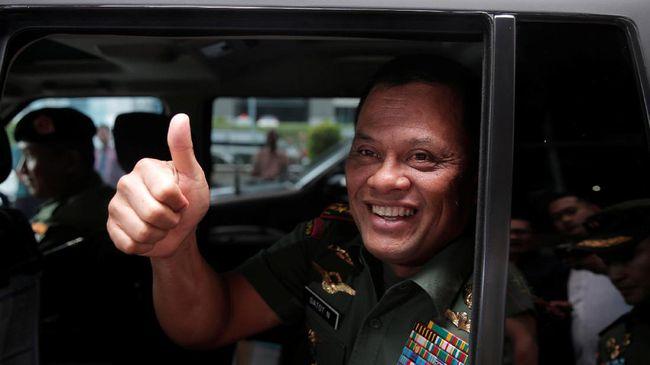 Panglima TNI Jenderal Gatot Nurmantyo ditolak masuk Amerika Serikat