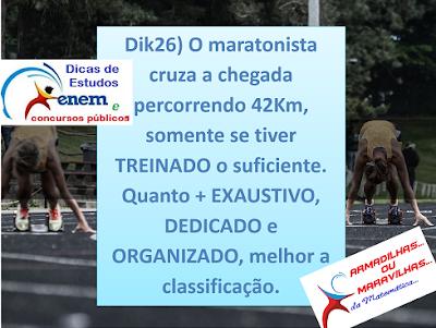 Dik26: Muito Treino, Excelente Classificação