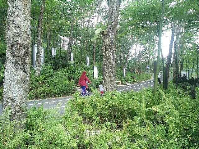 Adventure Park dan South Creek Tarikan Terbaru di Semenyih Beranang