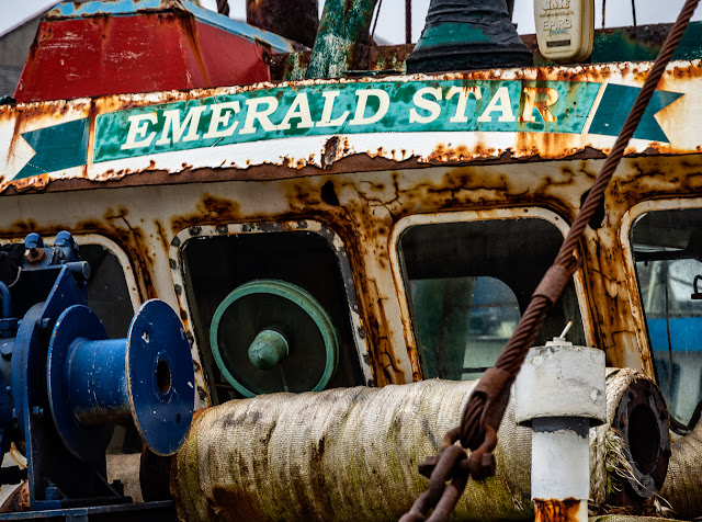 Photo of Emerald Star in Maryport Harbour