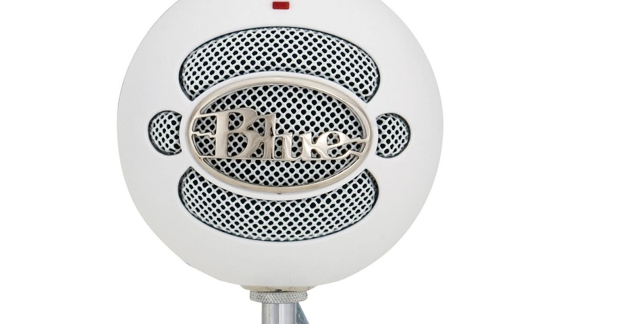 blue snowball mic driver download