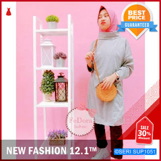SUP1051D57 Dress Arisya Tunik Sabyan Art Arsiya BMGShop