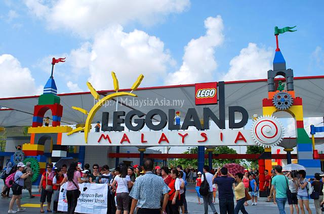 Malaysia Legoland Park