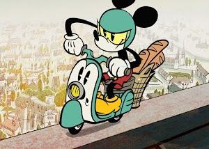 Já curtiu os novos curtas do Mickey? Vale a pena assistir!