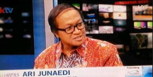 Kata Pengamat Ari Junaedi: Berpasangan Dengan Sandal Jepit pun Jokowi Menang