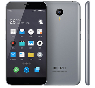 Meizu M2 Note (16 GB)