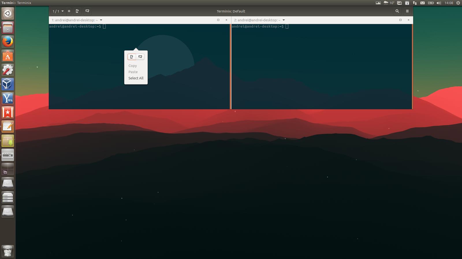 Tilix (Previously Terminix) 1 3 5 Released With Quake Mode