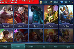 Mengenal ROLE di dalam game Mobile legends