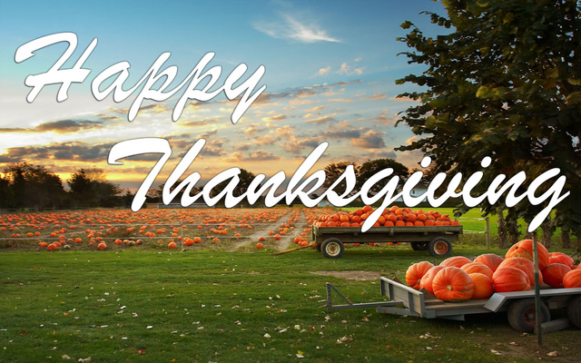 Happy Thanksgiving 2016 Quotes & Sayings For Friends And Family