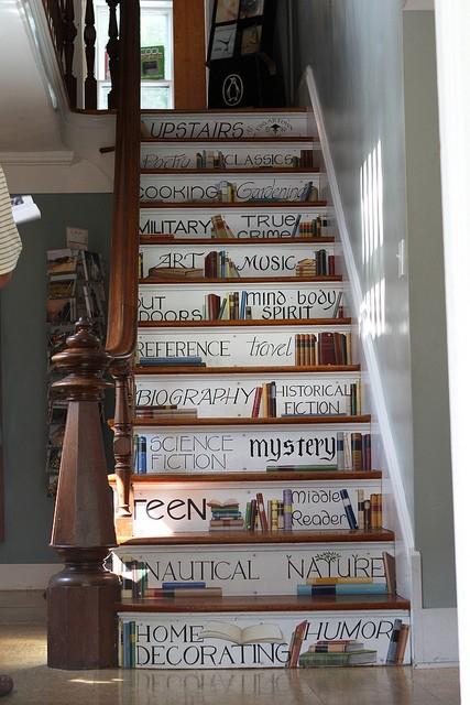 le club d co 39 zeuses d 39 art customiser personnaliser d corer vos marches d 39 escalier un jeu. Black Bedroom Furniture Sets. Home Design Ideas