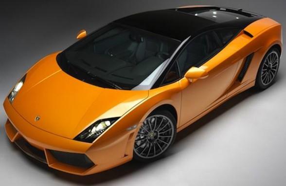 Top Automotive Lamborghini Gallardo Lp 560 4 Bicolour Luxury Car