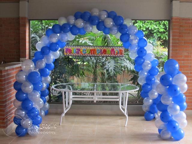 decoracion con globos para fiestas infantiles medellin with decoracin de fiestas infantiles con globos