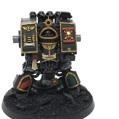 Deathwatch Dreadnought WIP