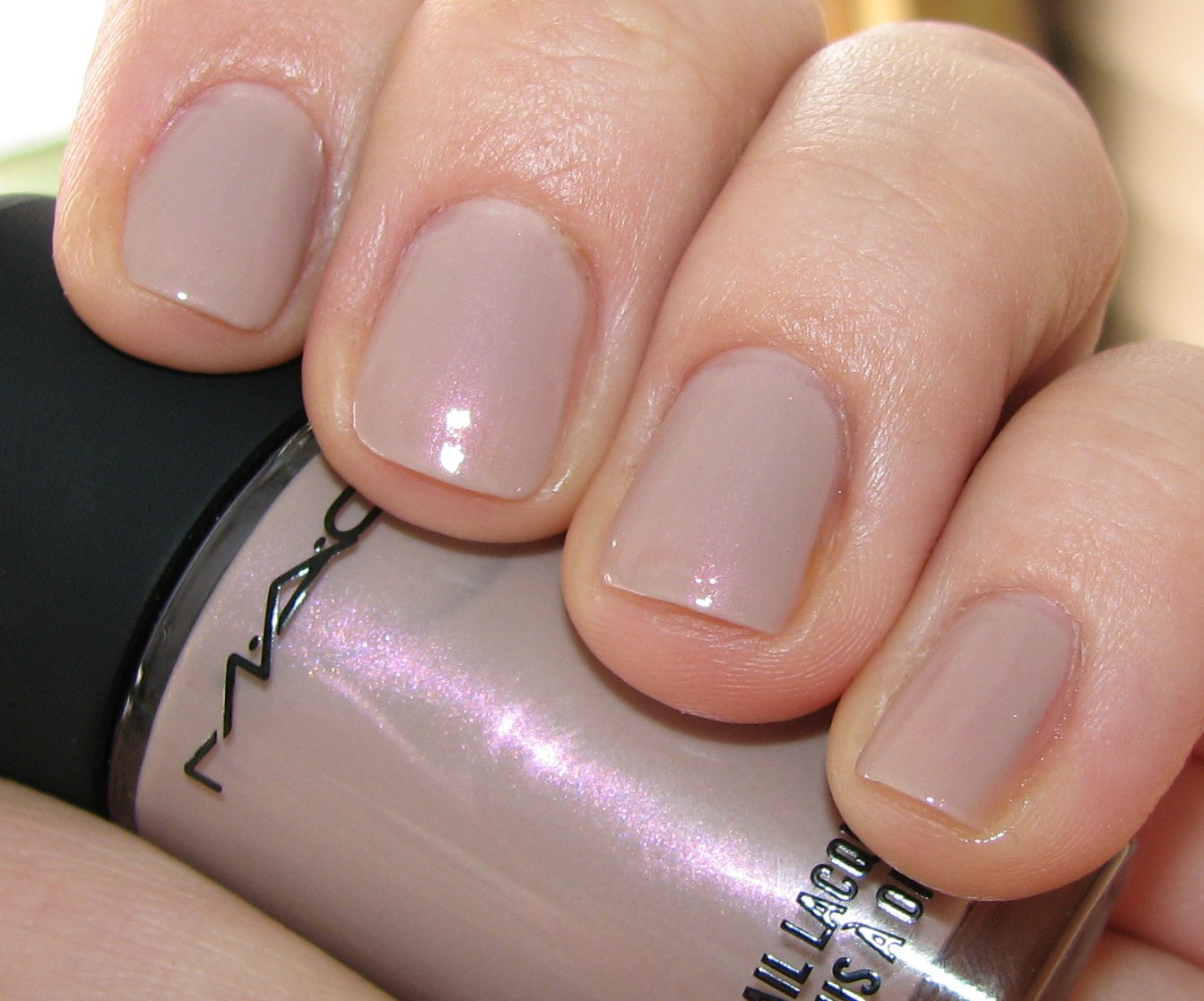 MAC Endless Night Nail Lacquer Swatches and Review - Daphne Guinness ...