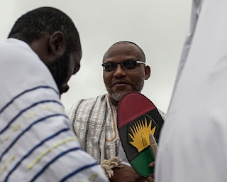 Nnamdi Kanu: DNA result: Igbos Are Not Jews