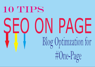 SEO on Page: 10 Langkah Optimasi Konten dan Halaman Blog