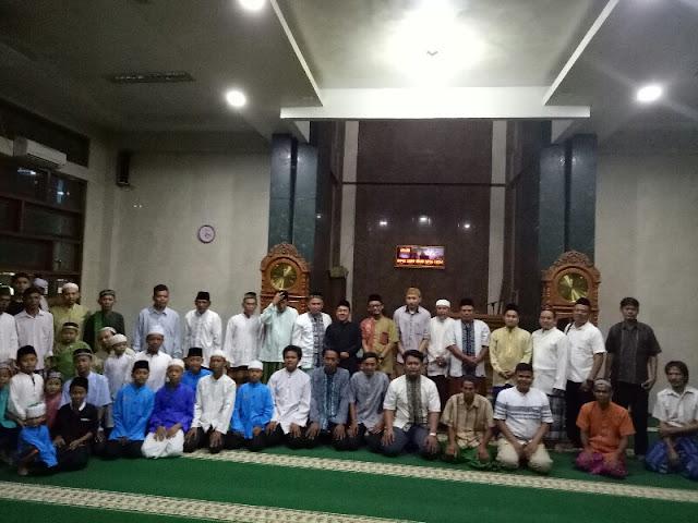 HMI Jakarta Raya Deklarasikan Stop Politisasi Masjid