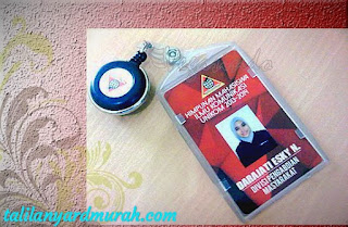 Jenis-jenis gantungan ID card yang ada di pasaran
