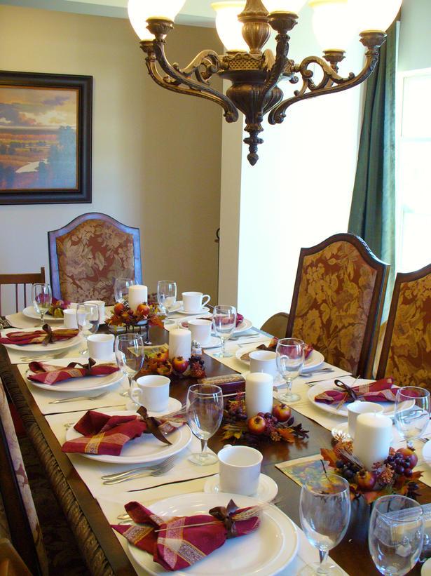 Interior Design 15 Stylish Thanksgiving Table Settings