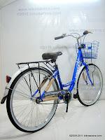 4 City Bike UNITED CLEOPATRA Alloy Frame 26 Inci