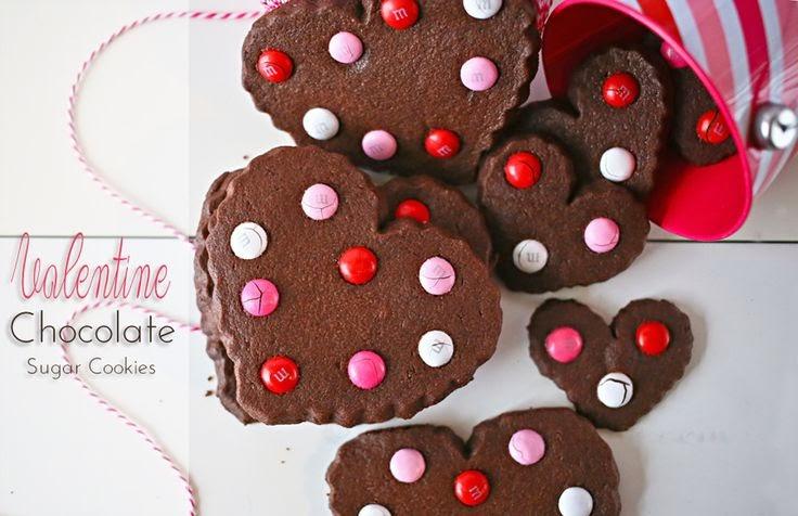 16 Sweet Valentine Desserts on Do Tell Tuesday at Diane's Vintage Zest!