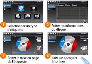تحميل أفضل برنامج في تصميم علب وأغلفة وملصقات الاسطوانات CyberLink LabelPrint 2.5.0.10521 مع التفعيل
