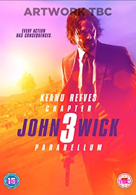John Wick Chapter 3 2018 English HDRip 850Mb x264
