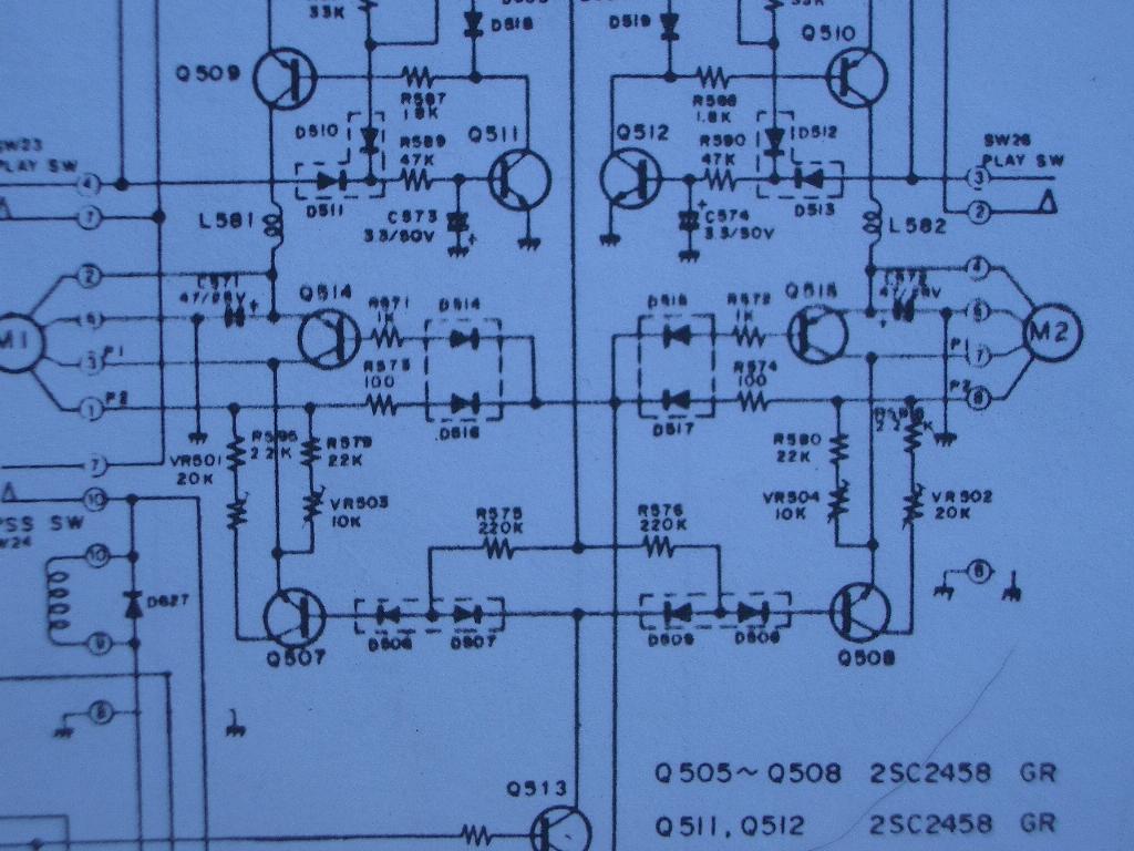 Схема с m51544al